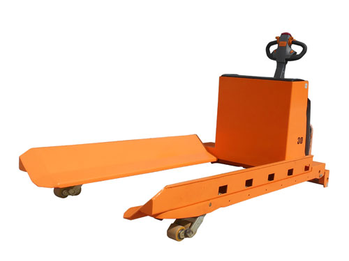 Paper Roll Pallet Truck China Electric Pallet Truck Supplier