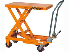Hand Hydraulic Table Truck